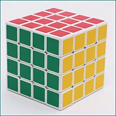 / Magische kubussen 4*4*4 / Smooth Speed Cube Regenboog Kunststof Speeltjes