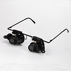 20x Magnifier Magnifying Eye Glasses Loupe Lens Jeweler Watch Repair Tool Fashion Watch