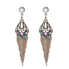 Earring Others Drop Earrings Jewelry Women Bohemia Style Daily / Casual Alloy 1 pair Gold / Silver
