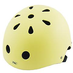 N/A-Gyermek-Kerékpározás / Szórakoztató biciklizés / Jégkorcsolya-Sisak(Fekete / Világossárga / Bíbor,EPS / ABS)11 Szellőzőnyílás