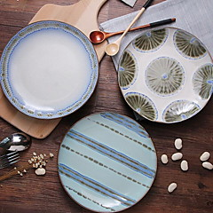 West Suit Hand-painted Ceramic Tableware