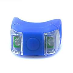 自転車用ライト LED LED サイクリング 小型 / スマールサイズ CR2032 20 ルーメン バッテリー レッド / 白 サイクリング-照明