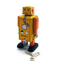 Zabawka edukacyjna Zabawka nakręcana Kwadrat Wojownik Robot Metal