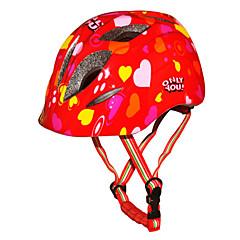 Dla obu płci Rower Kask 10 Otwory wentylacyjne Kolarstwo Kolarstwo Śnieg Sport Ice Skate S: 52-55CM