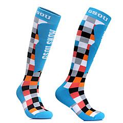 Ski Sokken/Fietssokken Dames / Heren / Unisex Ademend / Houd Warm Snowboard KatoenSkiën / Skaten / Recreatiesport / Sneeuwsporten /