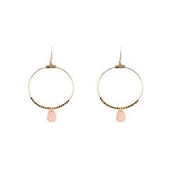 Fashion Women Beaded Drop Earrings