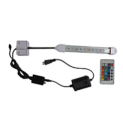 Akvaario Sisustus / LED-valaistus Monivärinen Muovi 9W