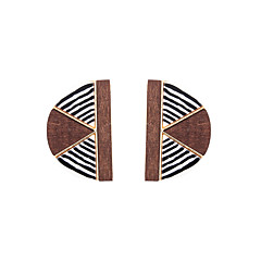 Earring Round Stud Earrings Jewelry Women Fashion / Vintage / Bohemia Style / Punk Style / Rock Party / Daily / Casual / SportsAlloy /