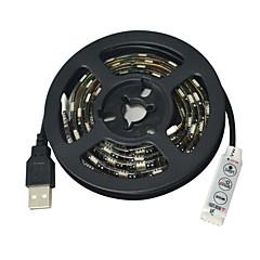 Jiawen usb 60 SMD5050 rgb 1m imperméables bande lumière 5v dc conduit