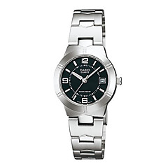 Women's Dress Watch Fashion Watch / Quartz Strap Watch Stainless Steel Band Casual Luxury Silver
