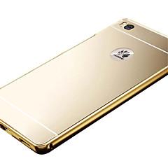 For Huawei etui Belægning Spejl Etui Bagcover Etui Helfarve Hårdt Akryl for Huawei