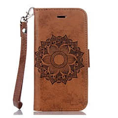 Mandala PU Leather Wallet Case for Iphone 7 7Plus 6s 6sPlus 6 6 Plus SE 5s 5