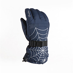 Ski Gloves Winter Gloves Men's Activity/ Sports Gloves Keep Warm / Waterproof / Breathable / Fleece Lining / Moisture Permeability Gloves