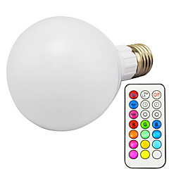 10 E26/E27 Lampadine LED smart G95 1 Illuminazione LED integrata 800 lm lm Colori primari Intensità regolabile / Controllo a distanzaAC