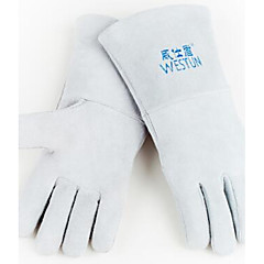 lassen koeienhuid stretch handschoenen