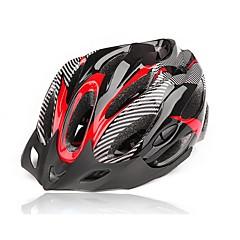 Sport Unisex Cykel Hjelm 20 Ventiler Cykling Cykling Bjerg Cykling En størrelse Kulfiber+EPS Gul Rød Sort Blå