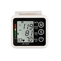 Direct Current LCD Screen No Operation 1 Minutes Automatic Shutdown Intelligent Electronic Blood Pressure Meter