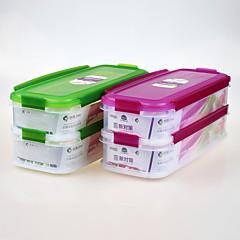 mejores contenedores yooyee marca venta sin bpa a largo plazo de almacenamiento de alimentos con la tapa de cierre