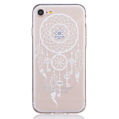 TPU Material Dream Catcher Pattern Painted Relief Phone Case for iPhone 7 Plus/7/6s Plus / 6 Plus/6S/6/SE / 5s / 5