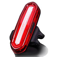 Luces para bicicleta / luces de extremo de barra / Luz Trasera para Bicicleta LED - CiclismoA Prueba de Agua / Recargable / Fácil de