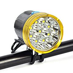 Lanternas de Cabeça Faixa Para Lanterna de Cabeça luzes de segurança LED 18000 Lumens 1 Modo Cree XM-L T6 Controle de Ângulo Super Leve
