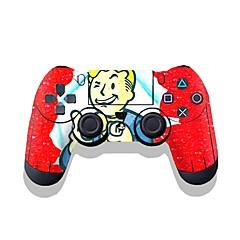 PS4   Controller Skin Sticker