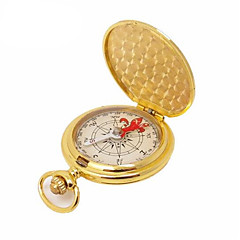 Compasses Directional  Multi Function Hiking  Camping  Outdoor Copper Gold