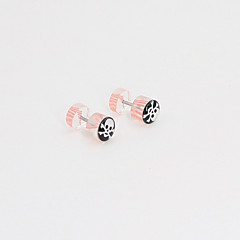 Stud Earrings Jewelry Acrylic Jewelry For Daily Casual Sports 1pc