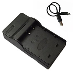 CNP130 Micro USB Mobile Camera Battery Charger for Casio NP-130 NP-110 ZR1500 ZR1000 ZR700 ZR500 ZR1200