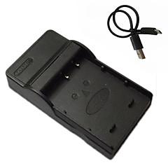 카시오 NP-130 NP-110 zr1500 zr1000 zr700 zr500 zr1200에 대한 cnp130 마이크로의 USB 모바일 카메라 배터리 충전기
