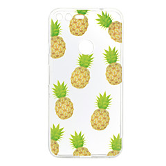 For Google Pixel XL Pixel Case Cover Fruits Pattern Back Cover Soft TPU