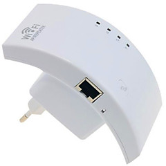 300M Wifi Wireless Network Signal Amplifier Signal Enhanced AP Repeater