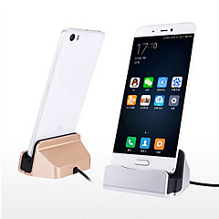 Charger Dock Station Micro USB Sync Data Transfer Charging Dock for Samsung Huawei Xiaomi Sony and Other Android Phone