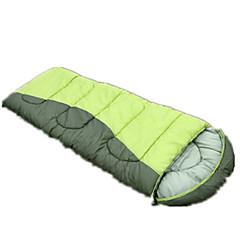 Slaapzak Rechthoekig Enkel (150 x 200cm) 10 Dons 1000g 190X50 Kamperen / Reizen / Voor BinnenWaterdicht / Regenbestendig / Wind Bestendig