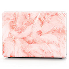 rosa Federn Muster macbook Computergehäuse für macbook air11 / 13 pro13 / 15 Pro mit retina13 / 15 macbook12