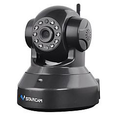 vstarcam® c7837wip 720p 1.0mp ip wi-fi sikkerhed overvågning kamera (nightvision p2p støtte 128GB TF kort)