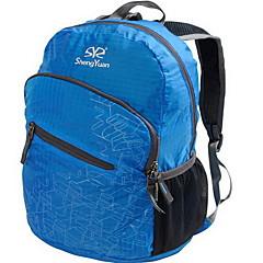 30 L Backpack Kassi Retkeilyrinkat Travel Duffel Vapaa-ajan urheilu Juoksu Matkailu Vedenkestävä Monitoiminen Kosteuden kestävä Nylon