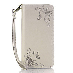 For HTC M10 Desire 626 826 Wallet /with Stand / Card Holder Flip Case Full Body Case Flower Hard PU Leather HTC