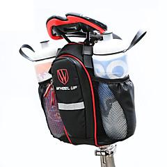 Sport Fahrradtasche 5LFahrrad-Sattel-BeutelWasserdicht / Schnell abtrocknend / Regendicht / Wasserdichter Verschluß / Staubdicht /
