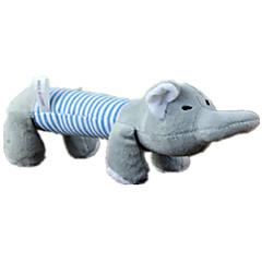반려동물 장난감 소리 장난감 찍찍 소리를 내다 면 옐로우 블루 핑크