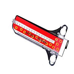 Eclairage Décoration de vélo / Éclairage pour roues de vélo LED LED Cyclisme Petit / anti slip AAA 120 Lumens BatterieCouleurs