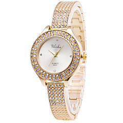 Women's Fashion Wrist Quartz Personality Simple Originality Stainless Steel Watch Cool Casual Watch Unqiue Watch