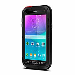 Mert Víz / Dirt / ütésálló Case Teljes védelem Case Egyszínű Kemény Fém mert Samsung Note 5 / Note 4