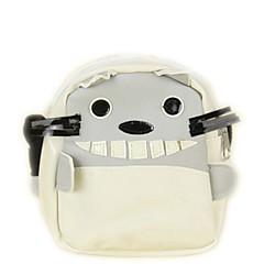Gato Perro Paquete de perro Mascotas Portadores Portátil Adorable Blanco Gris Tejido