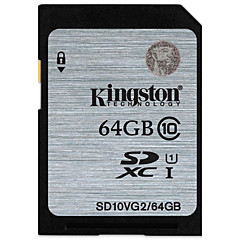 Kingston 64 GB Karta SD karta pamięci UHS-I U1 Class10
