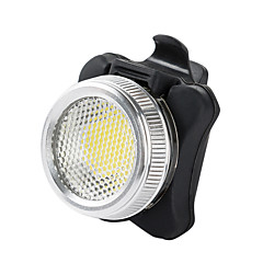Practical 5 modes Cycling Bicycle Bike 3 COB LED Head Front Rear Tail light Rechargeable Battery With USB Charging Cable