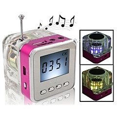 Wireless speaker 2.0 channel Portable Outdoor Support Memory card Support FM Radio Mini