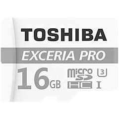 Toshiba 16GB 마이크로 SD 카드 TF 카드 메모리 카드 UHS-I U3 CLASS10 EXCERIA PRO