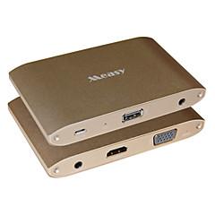 TV Dongle oro 802.11 b/g/n Wi-Fi
