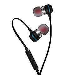 Neutral produkt KDK-205 I Øret-Hovedtelefoner (I Ørekanalen)ForMedieafspiller/Tablet Mobiltelefon ComputerWithMed Mikrofon DJ FM Radio